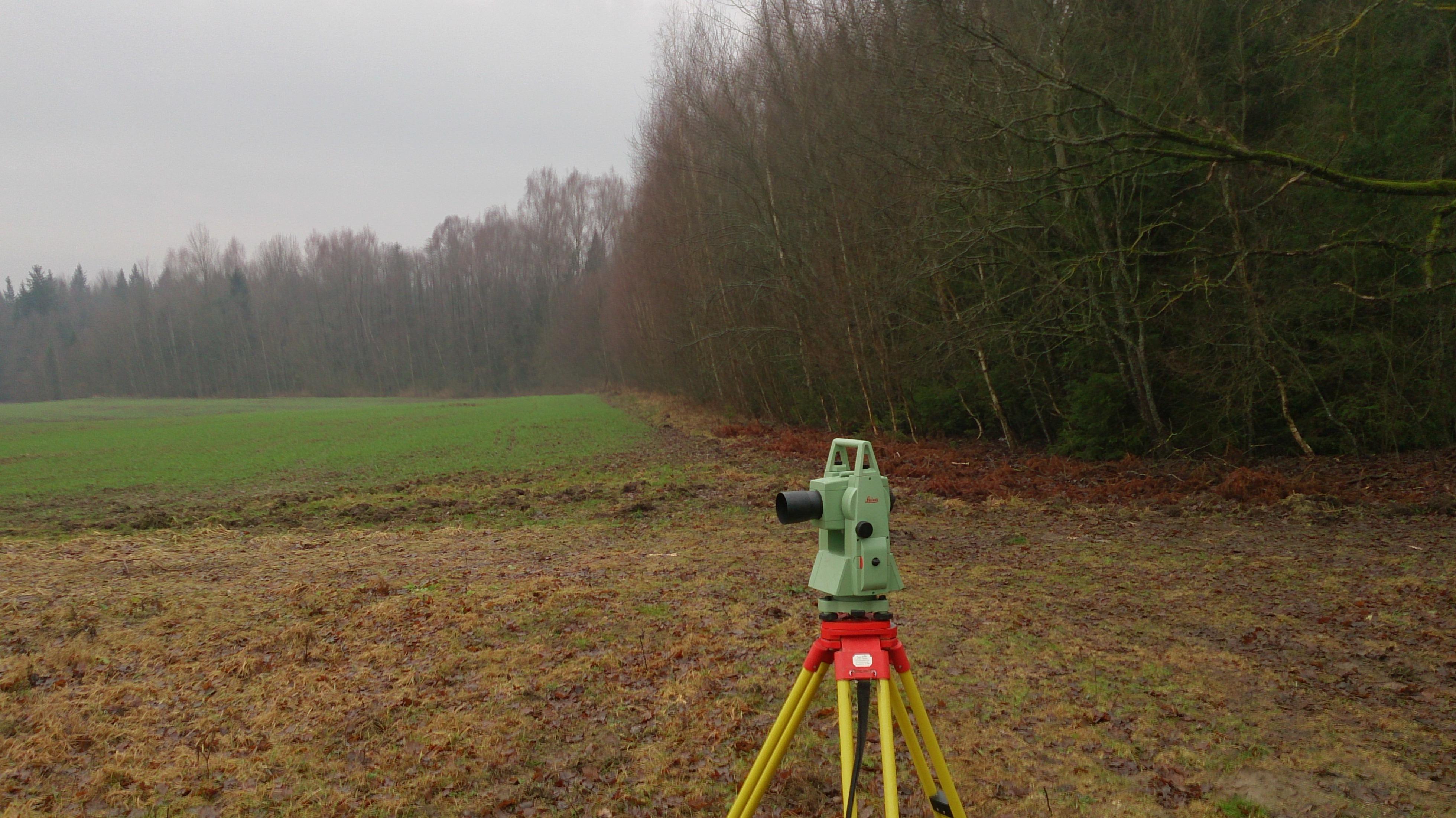 Geodeziniai matavimai